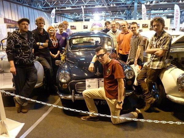 CMS Car Clubs 2015