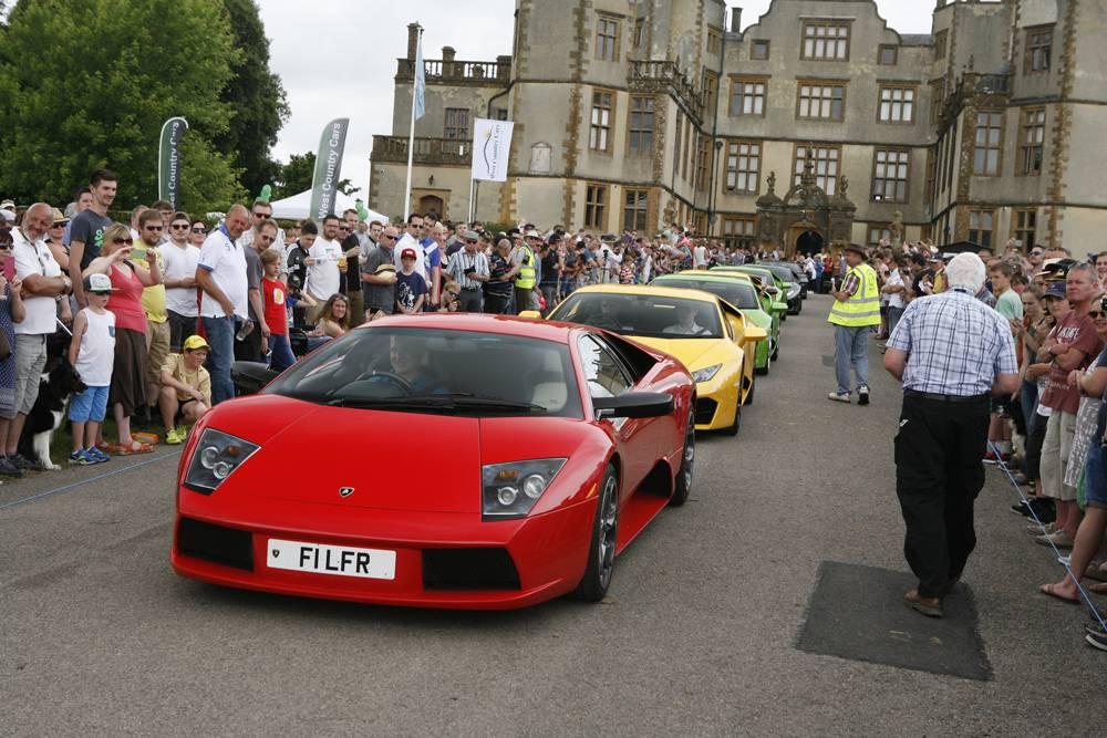Lancaster Insurance Classic and Supercar Show 2019