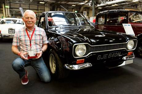 The Practical Classics Classic Car And Restoration Show 02Apr17 CW 02210