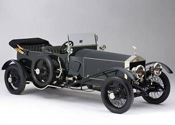 Rolls Royce Silver Ghost Alpine Eagle