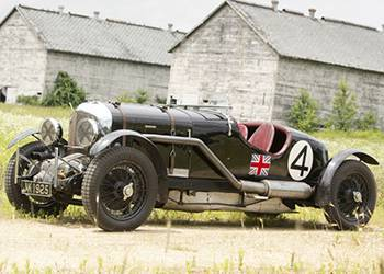 Blower Bentley Le Mans