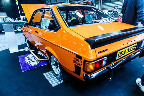 The Practical Classics Classic Car And Restoration Show 02Apr17 CW 01411