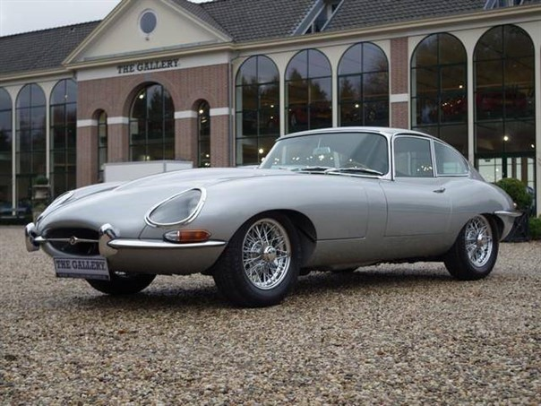1963 JAGUAR E-TYPE 3.8 Coupe Series 1