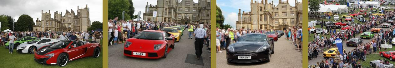 Lancaster Insurance Classic & Supercars