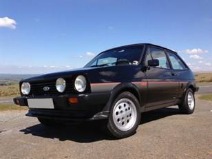 Ford Fiesta XR2XR2i RS Turbo