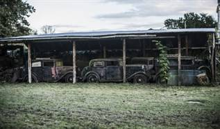 Baillon -collection -worlds -most -valuable -barnfind -7