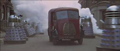Top 7 Doctor Who Cars