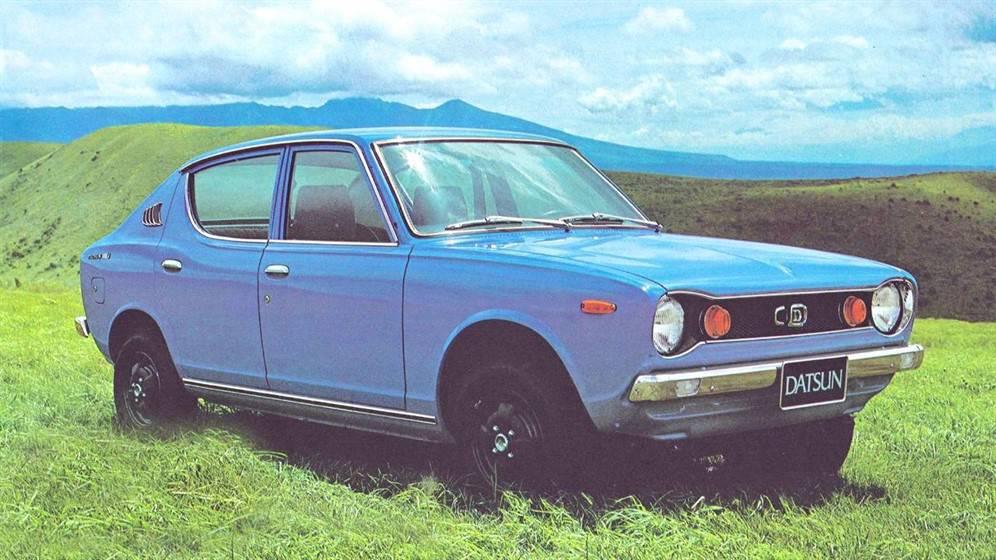 Datsun 100a | www.picswe.com