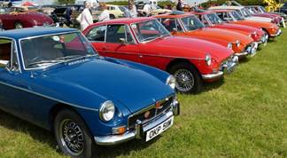 Lancaster Insurance Review the Silverstone Classic & Ford Fair