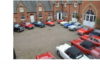 Wroxall Court Cars