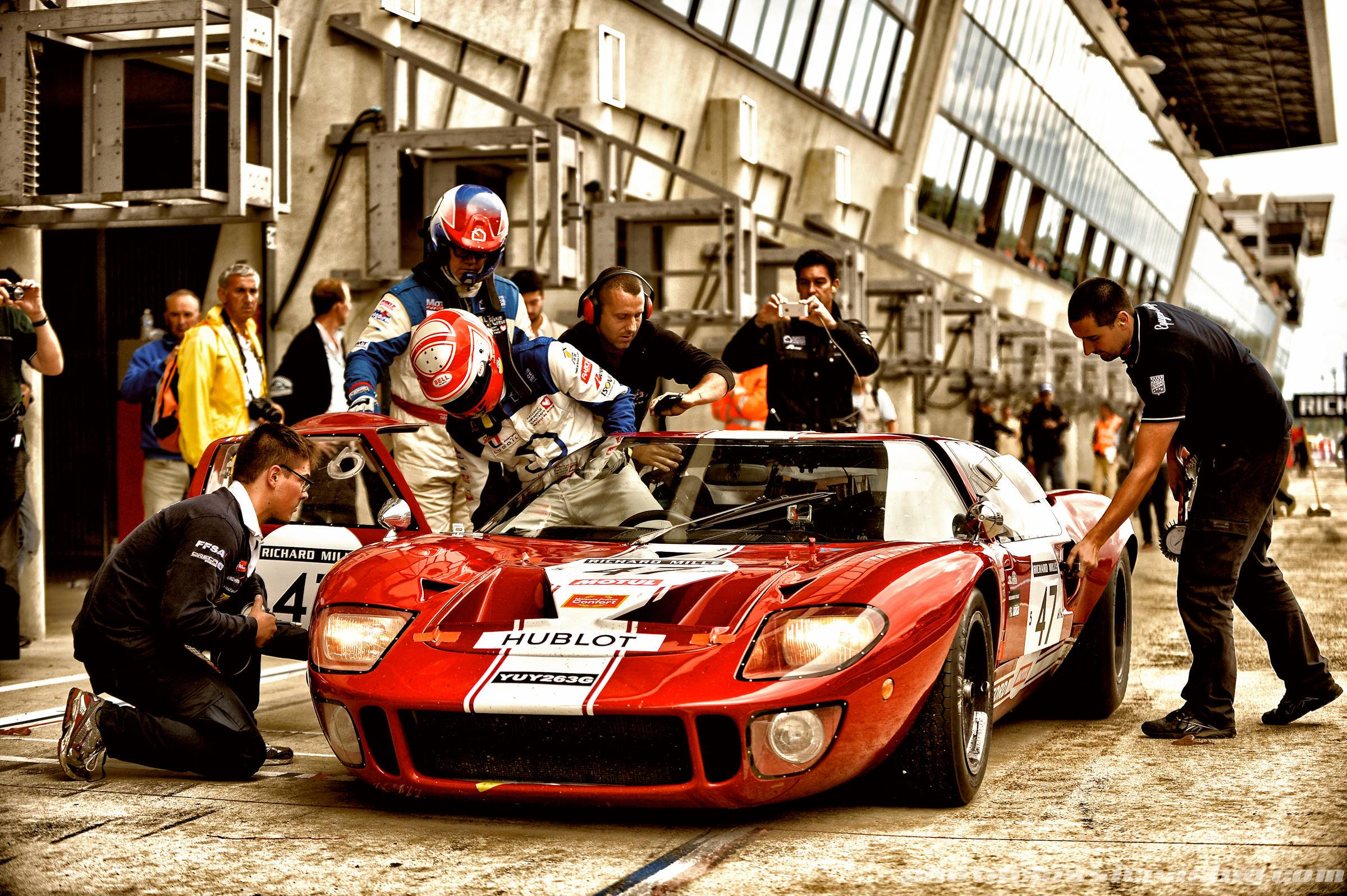 Win a trip to Le Mans Classic at the Lancaster Insurance Classic Motor Show