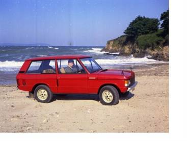 Design Icon – The Range Rover2