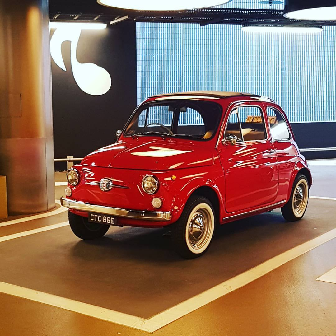 Pride Of Ownership Fiat 500f