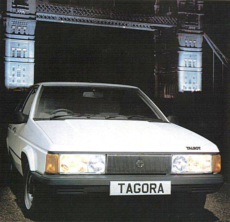 Do You Remember the Talbot Tagora?