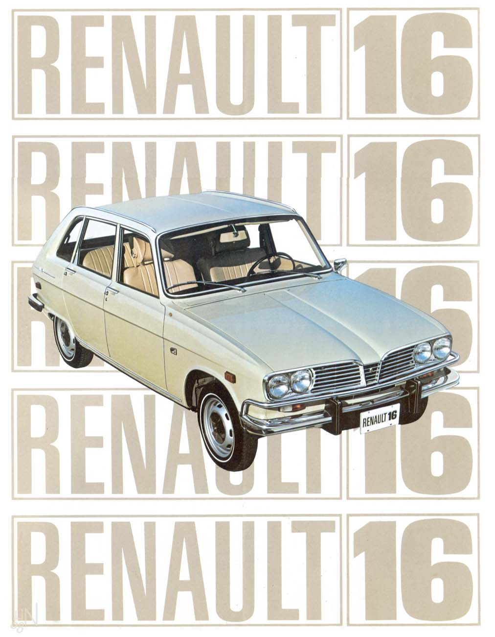 The Renault 16