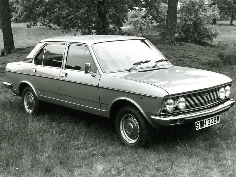 DO YOU REMEMBER THE FIAT 132 AND THE FIAT ARGENTA ...