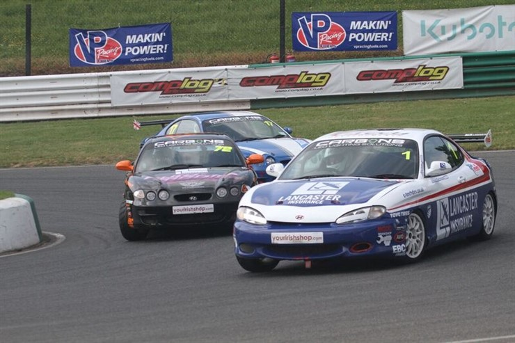 Alex Cursley Mallory Park