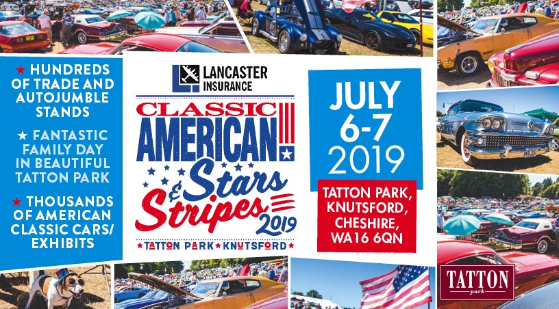 Lancaster Insurance Classic American Stars & Stripes
