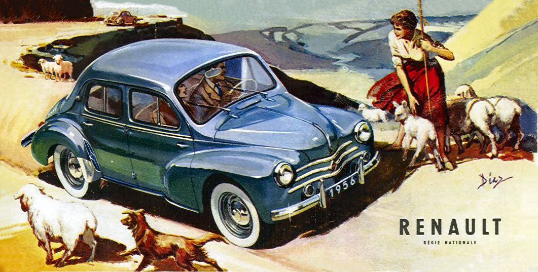 The Renault 4CV - A Celebration
