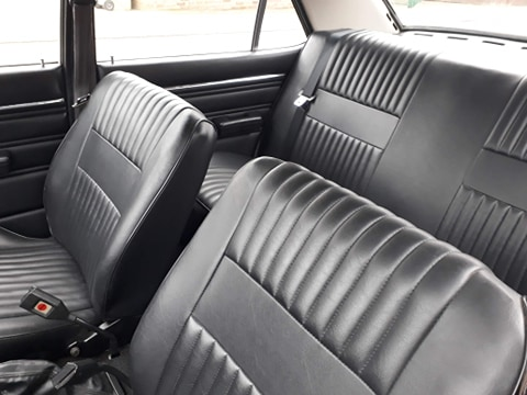 Ford Consul interior