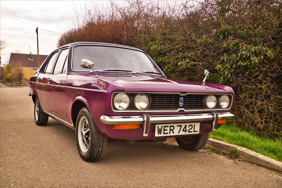 Meet The Owner Robert Nutter And His Hillman Avenger 1500 Gls And Tiger Lancaster Insurance