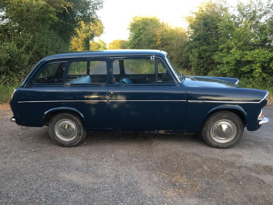 Ford Anglia 105E Estate